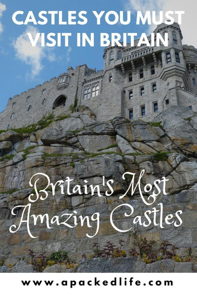 Britain's 17 Most Amazing Castles You Must Visit
