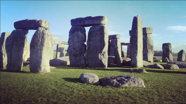 Cool or unusual things to do in England - Stonehenge