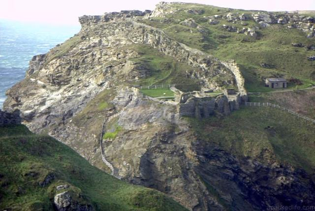 Britain's 17 Most Amazing Castles You Must Visit - Tintagel Castle