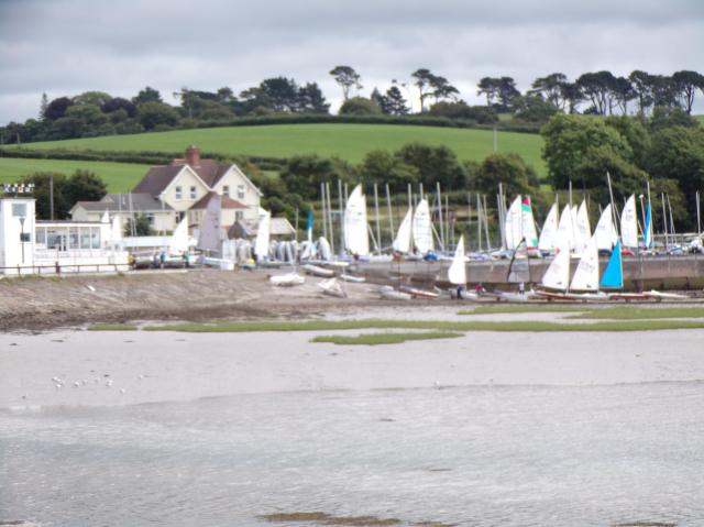 Things To Do In Appledore - yachts at Instow