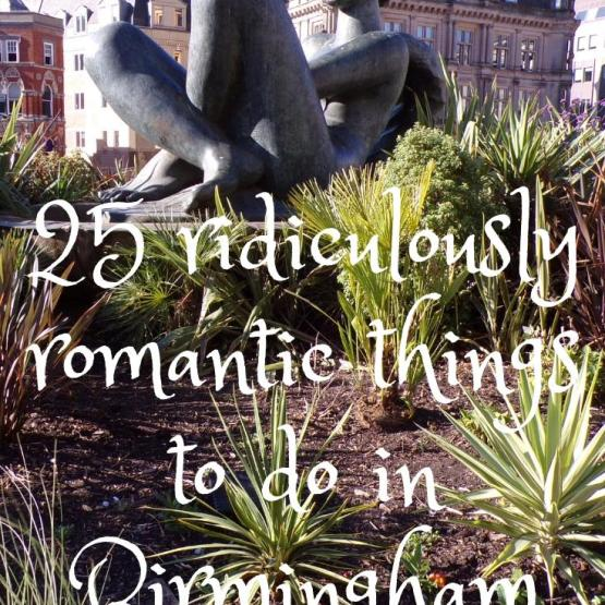 25 Ridiculously Romantic Things To Do In Birmingham