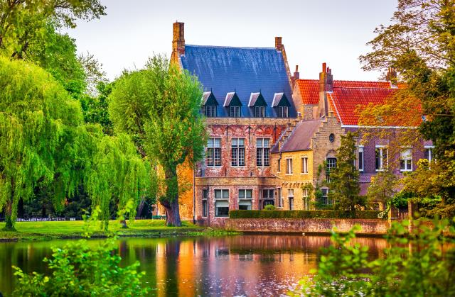 One Day In Bruges - Minnewater