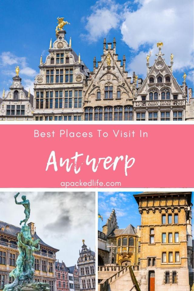 Best Places To Visit in Antwerp