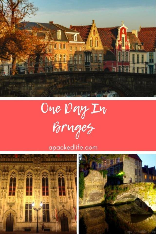 One Day In Bruges