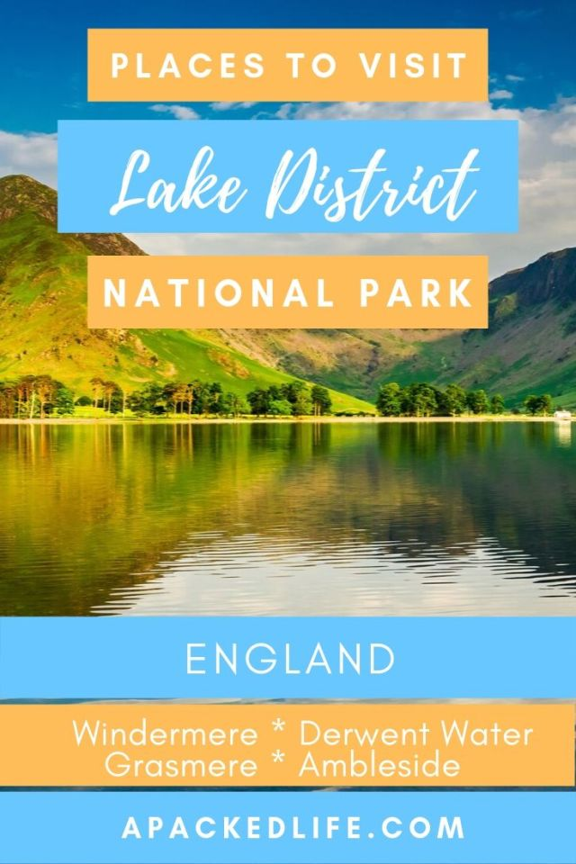 Stunning Places To Visit In The Lake District