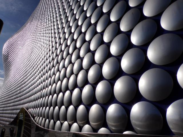 25 Ridiculously Romantic Things To Do In Birmingham - Selfridges at the Bullring