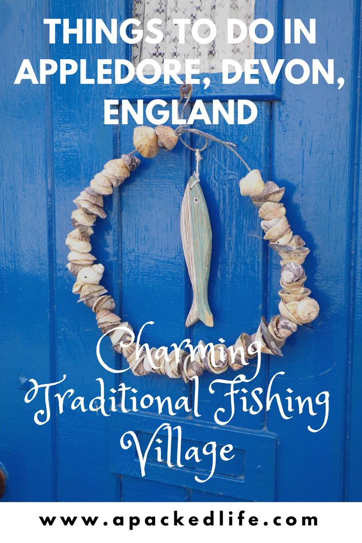 Things To Do In Arty Appledore: Historic Devon Fishing Village