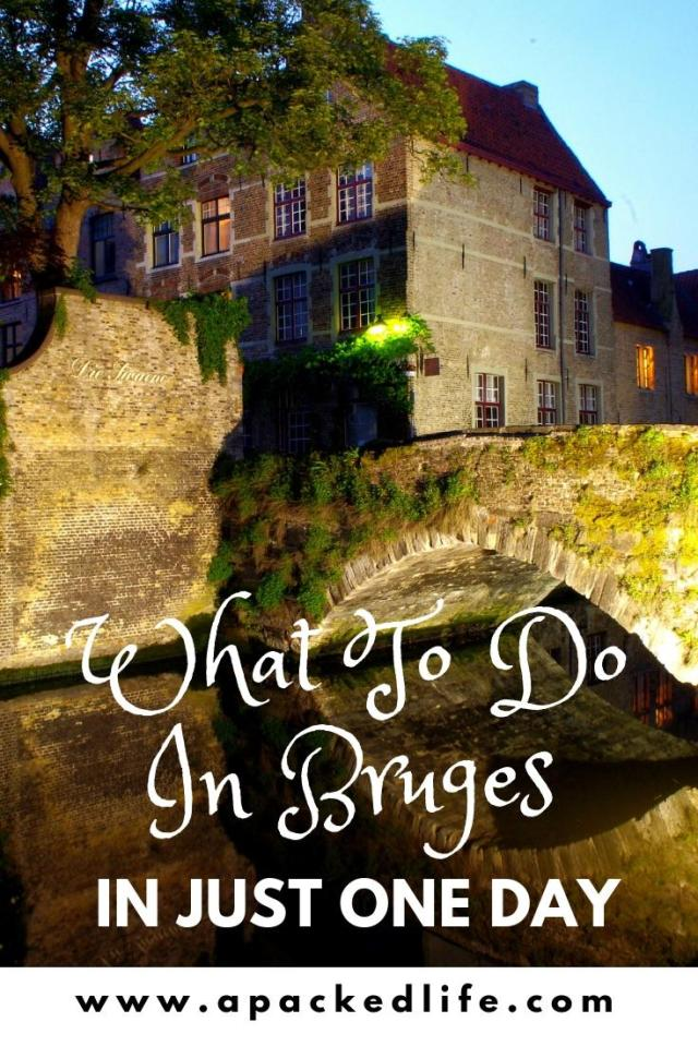 What To Do In Bruges In Just One Day