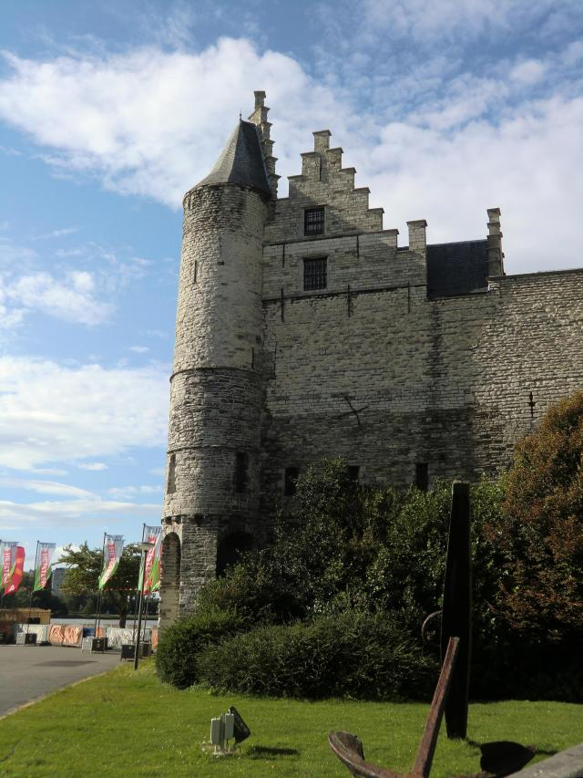 Absolutely Awesome Things To Do In Antwerp - Het Steen