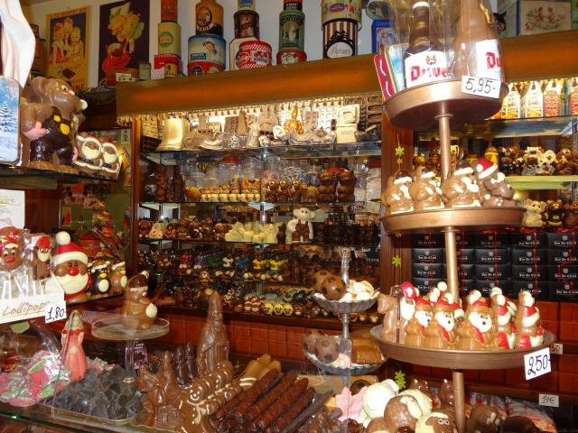 What To Do In Bruges In Just One Day - Belgian chocolate