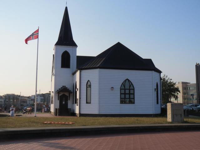 10 Day UK Trip Itinerary - 5 Beautiful Itineraries For Your Visit - Norwegian Church, Cardiff Bay
