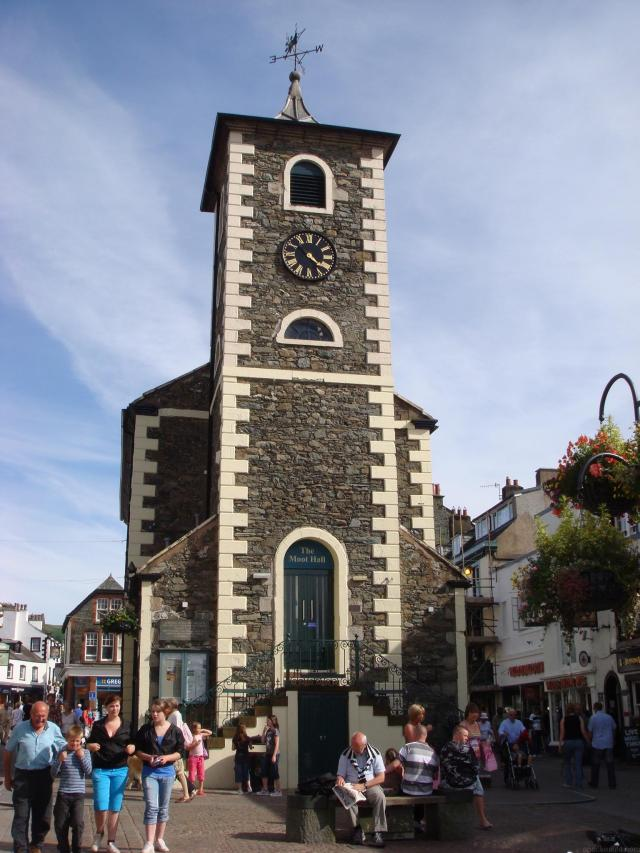 25 Stunning Places To Visit In The Lake District - Moot Hall, Keswick