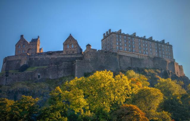 Britain's Most Scary Haunted And Haunting Places - Edinburgh Castle