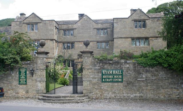 Britain's Most Scary Haunted And Haunting Places - Eyam Hall