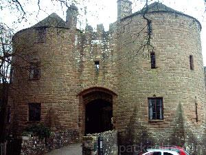 Britain's Most Scary Haunted And Haunting Places - St Briavels Castle