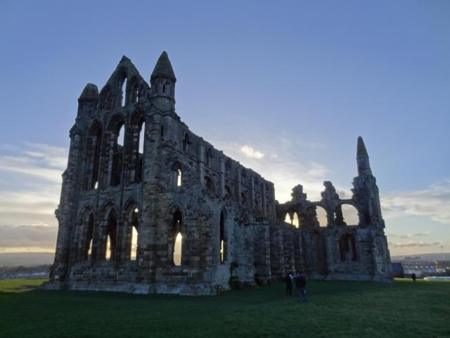 Britain's Most Scary Haunted And Haunting Places - Whitby Abbey