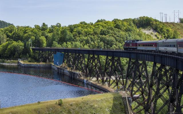 Great Rail Journeys Of The World Waiting To Be Discovered - Agawa Canyon, Canada