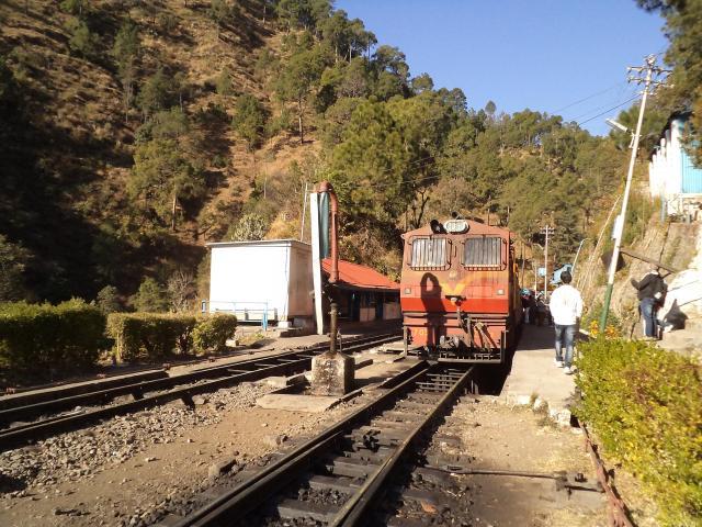 Great Rail Journeys Of The World Waiting To Be Discovered - Kalka Shimla Railways