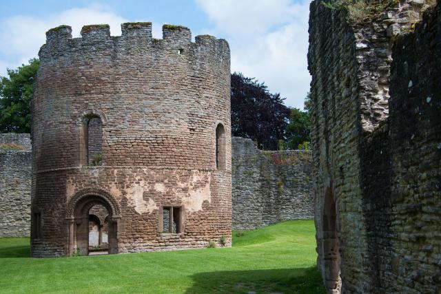 Undiscovered Places In England: Ludlow Castle