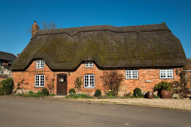 Undiscovered Places In England: Dorset Thatched Cottage
