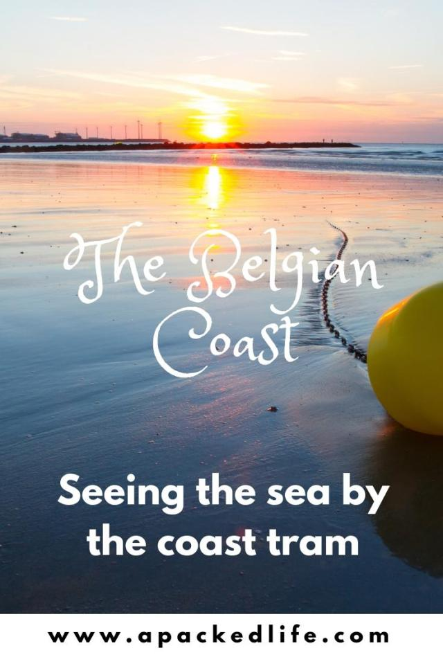 The Belgian Coast by tram