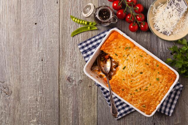 Great Eats of Britain: 61 Traditional British Foods To Try On Your Travels - Cottage Pie