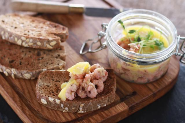 Great Eats of Britain: 61 Traditional British Foods To Try On Your Travels - Potted Shrimps
