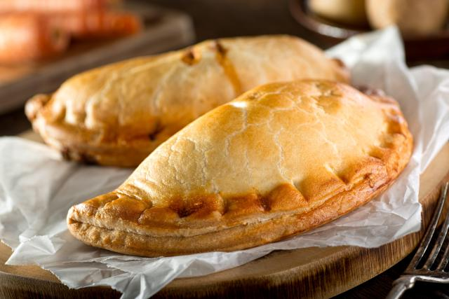 Great Eats of Britain: 61 Traditional British Foods To Try On Your Travels - Cornish Pasty