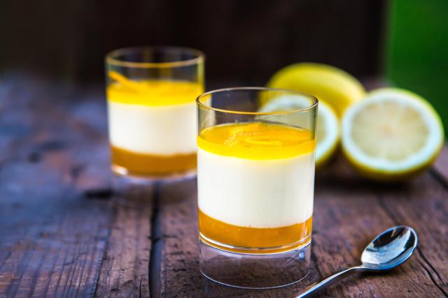 Great Eats of Britain: 61 Traditional British Foods To Try On Your Travels - Lemon Posset