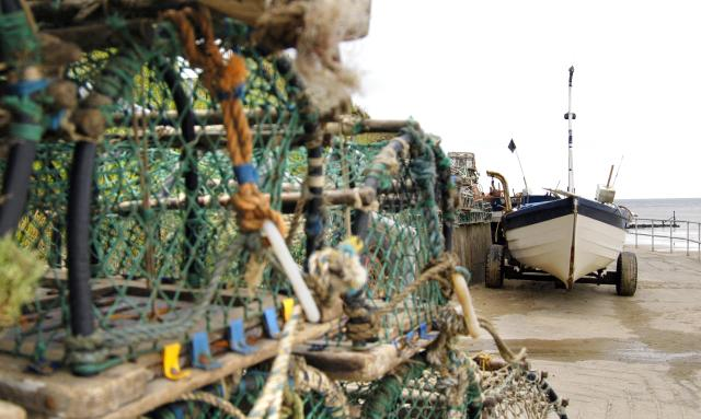 Great Eats of Britain: 61 Traditional British Foods To Try On Your Travels - Crab boat, Overstrand, Norfolk, UK.