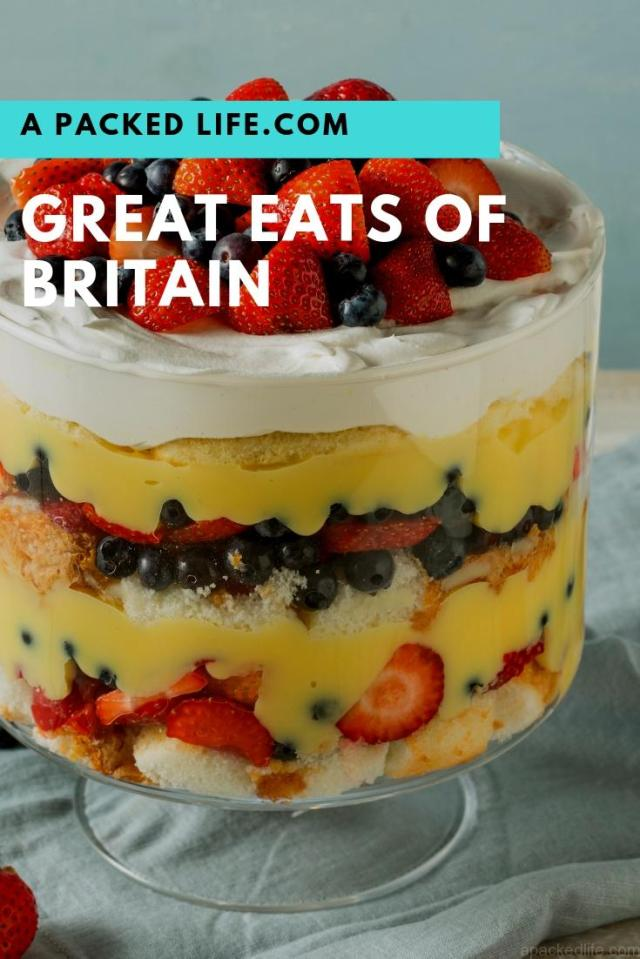 Great Eats of Britain