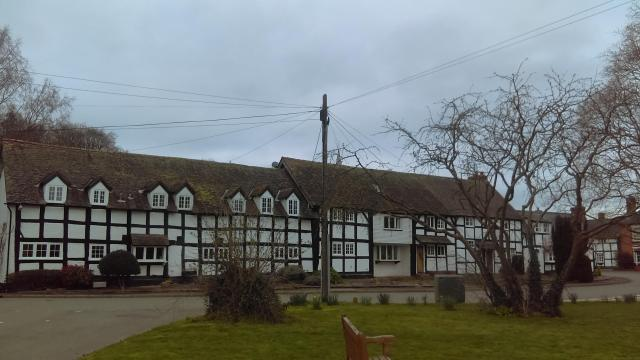 Discovering Herefordshire's Hidden Black And White Villages - Village Green at Dilwyn, Herefordshire