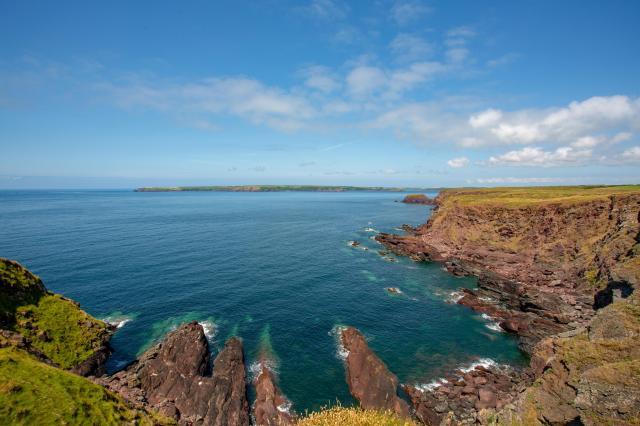 Top 10 UK City Breaks: St Davids, Pembrokeshire Coast Path in South Wales