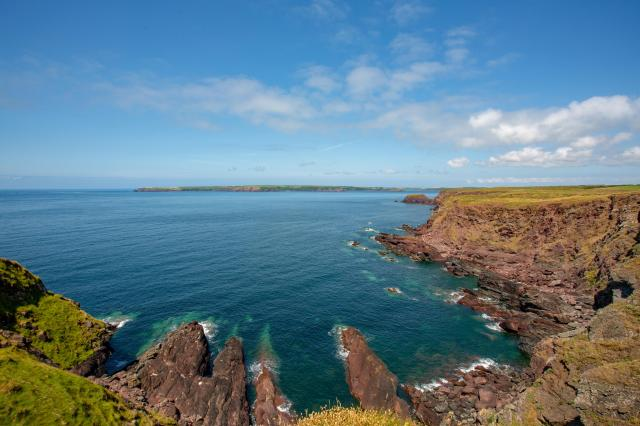 Top 10 UK City Breaks: St Davids, Pembrokeshire Coast Path in South Wales