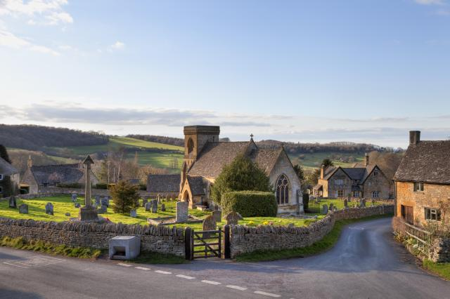 Visiting The 21 Prettiest Towns And Villages In The Cotswolds - Snowshill village