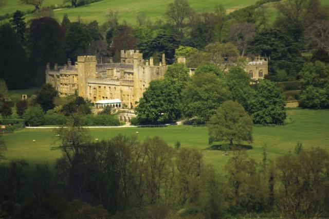 Visiting The 21 Prettiest Towns And Villages In The Cotswolds - Winchcombe, Sudeley Castle