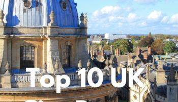 10 Day UK Trip Itinerary: 5 Beautiful Itineraries For Your Visit - a