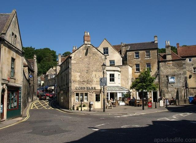 Visiting The 21 Prettiest Towns And Villages In The Cotswolds - Bradford-on-Avon