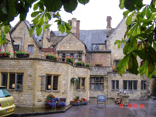Broadway Cotswolds - Lygon Arms