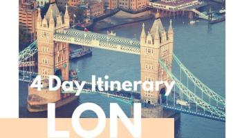 10 Day UK Trip Itinerary: 5 Beautiful Itineraries For Your