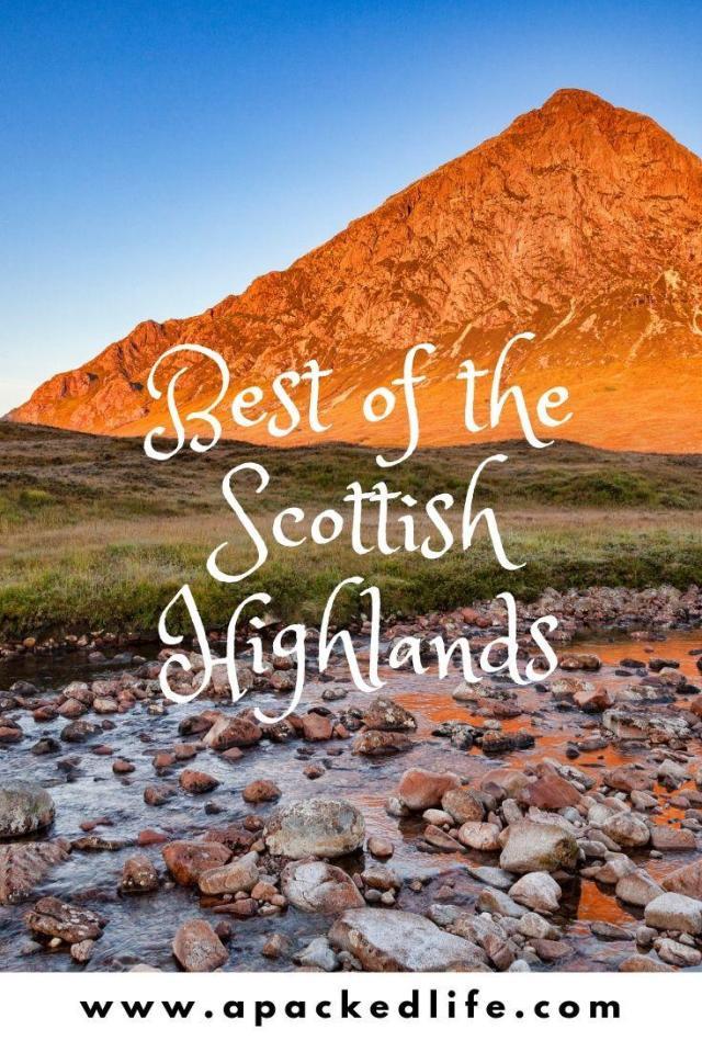 Scottish Highlands Itinerary