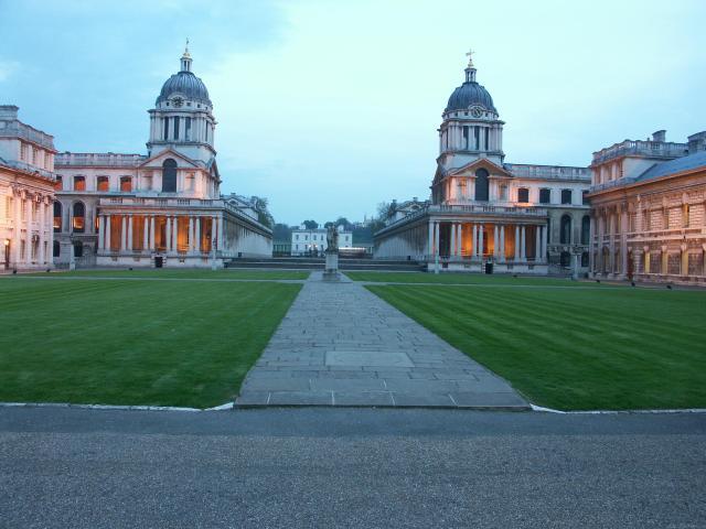 Greenwich Royal Naval College, London