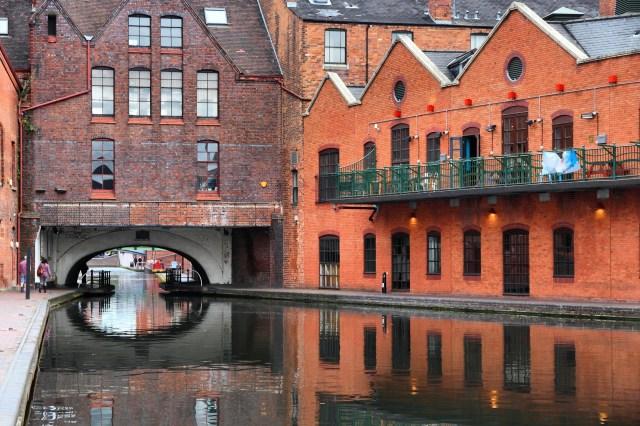 Birmingham Canal Navigations - Gas Street Basin