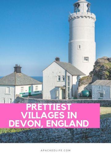 Prettiest Villages in Devon, England