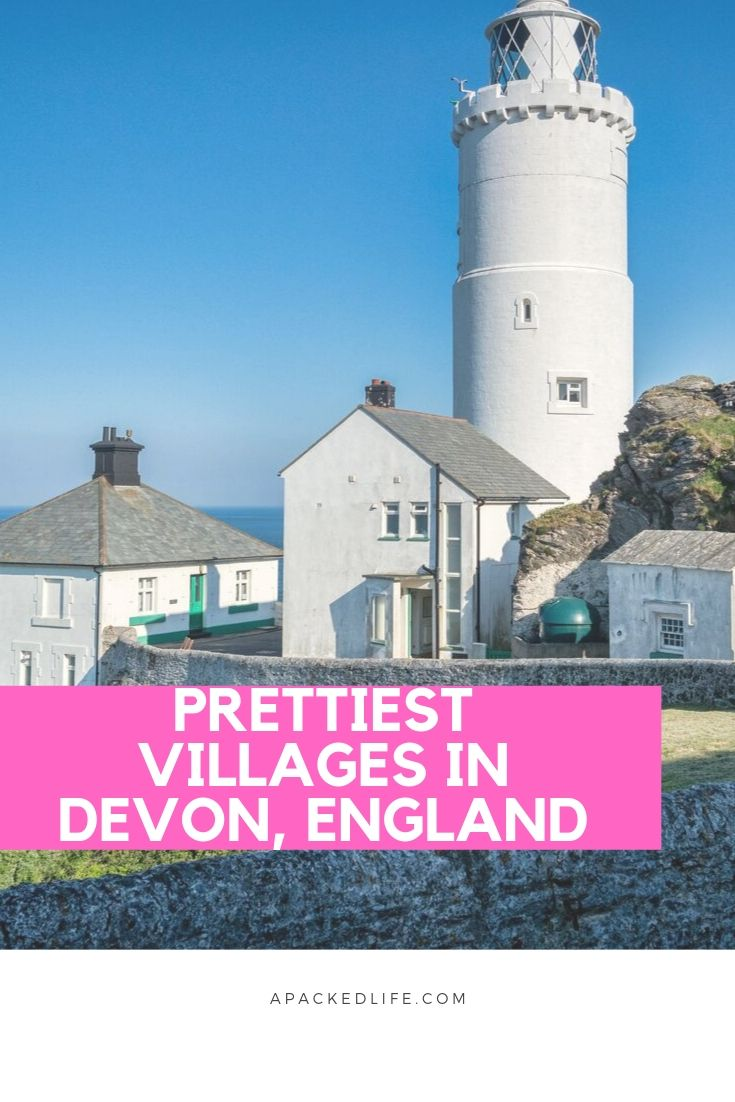 Prettiest Villages In Devon To Explore