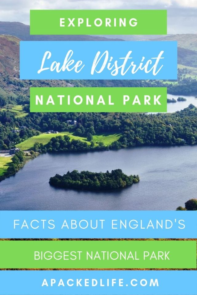 Lake District Facts, Lake District National Park, England, United Kingdom