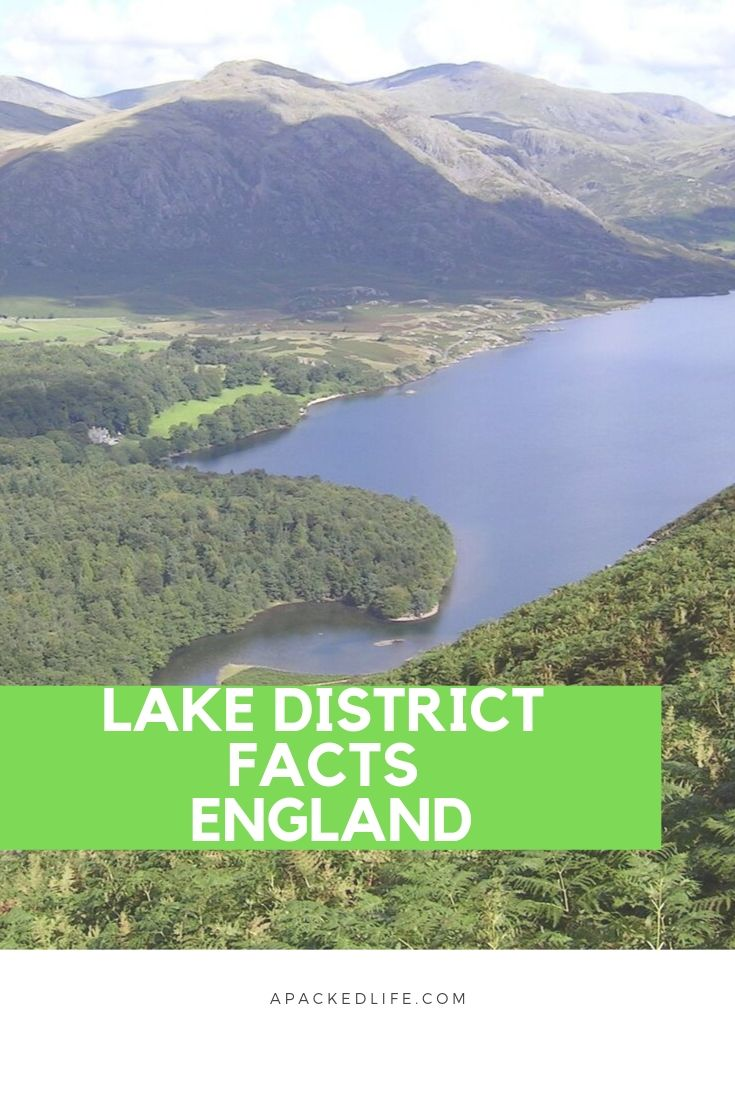 Lake District Facts, England