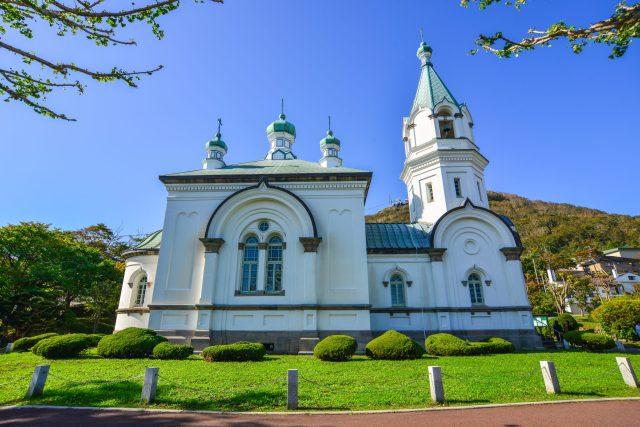 Russian Orthodox Church, Hakodate, Hokkaido, Japan