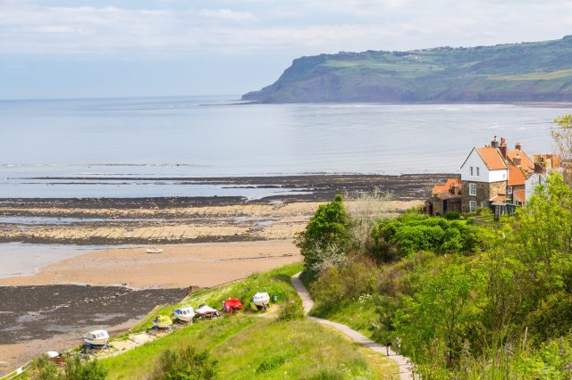 Secret England Hidden Gems - Robin Hood[s Bay