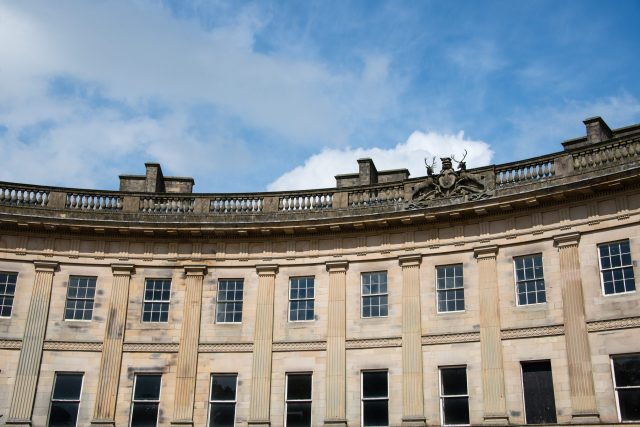 Secret England Hidden Gems - Buxton Crescent